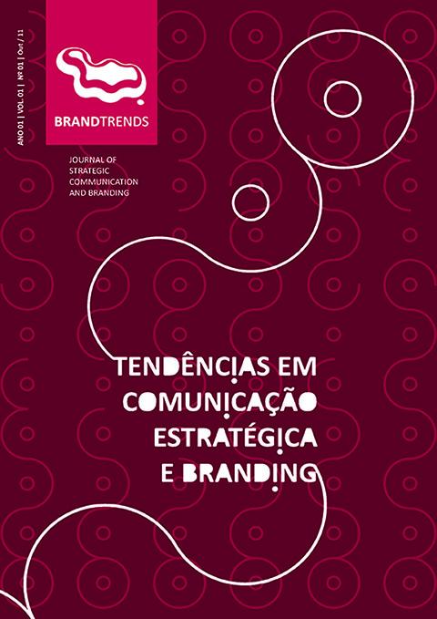 Capa da revista BrandTrends Journal, publicação do Observatório de Marcas sobre branding, negócios e marcas.